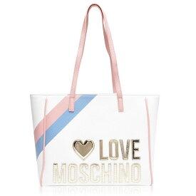 モスキーノ Love Moschino レディース トートバッグ バッグ【Love Gold Heart Tote Bag】FANTASY A