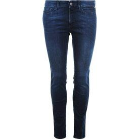 リプレイ Replay レディース ジーンズ・デニム ボトムス・パンツ【luz power stretch skinny jeans】Dark Wash