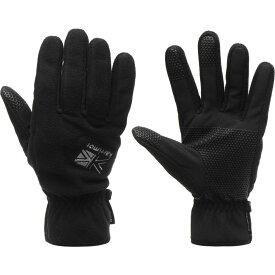 カリマー Karrimor メンズ 手袋・グローブ 【windfpoof gloves】Black