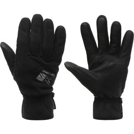 カリマー Karrimor メンズ 手袋・グローブ 【wind-proof gloves】Black