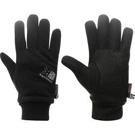 カリマー Karrimor メンズ 手袋・グローブ 【glacier gloves】Black