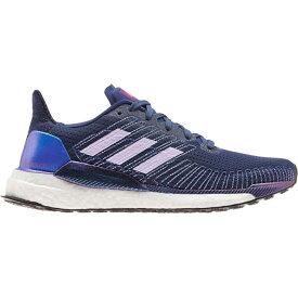アディダス adidas レディース ランニング・ウォーキング シューズ・靴【solar boost 19 running shoes】Indigo/Purple
