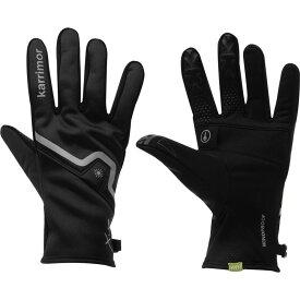 カリマー Karrimor メンズ ランニング・ウォーキング グローブ【xlite mx shield cyclone gloves】Black