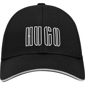 ヒューゴ ボス HUGO メンズ キャップ 帽子【Piano Cap】Black