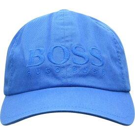 ヒューゴ ボス BOSS メンズ キャップ 帽子【Fritz Logo Cap】Bright Blue