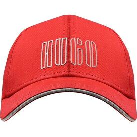 ヒューゴ ボス HUGO メンズ キャップ 帽子【Piano Cap】Open Pink
