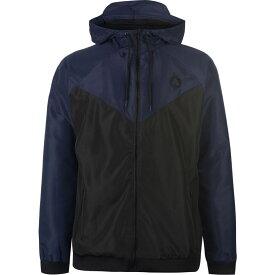 エアウォーク Airwalk メンズ ジャケット アウター【Windbreak Jacket】Black/Navy