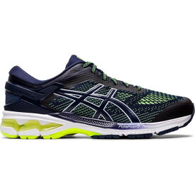 アシックス Asics メンズ ランニング・ウォーキング シューズ・靴【GEL Kayano 26 Running Shoes】Blue/Yellow