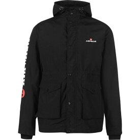 エアウォーク Airwalk メンズ ジャケット アウター【Hoffman Jacket】Black