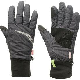 カリマー Karrimor メンズ ランニング・ウォーキング グローブ【Cold Wave Running Gloves】Black