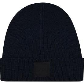 ヒューゴ ボス Boss メンズ ニット ビーニー 帽子【Foxxy Beanie Sn11】Navy
