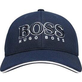ヒューゴ ボス Boss メンズ キャップ 帽子【Logo Cap】Navy