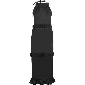ビバ Biba レディース ビーチウェア ワンピース・ドレス 水着・ビーチウェア【Gatsby Beach Dress】Black