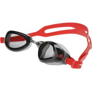 アディダス adidas メンズ 水着・ビーチウェア 【Persistar Fitness Swimming Goggles Adult】Smoke/Red