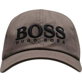 ヒューゴ ボス Boss メンズ キャップ 帽子【Fero Logo Cap】Beige