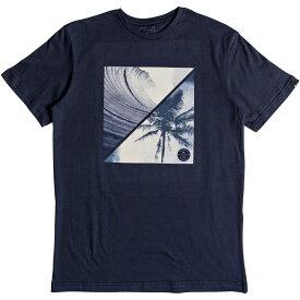 クイックシルバー Quicksilver メンズ Tシャツ トップス【Colourful Night T Shirt】Navy