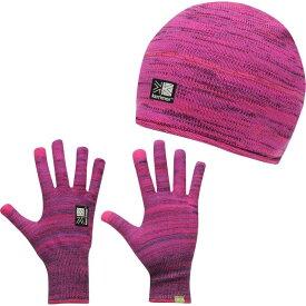 カリマー Karrimor メンズ 手袋・グローブ 【Hat and Glove Set】Purple