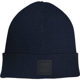 ヒューゴ ボス BOSS メンズ ニット ビーニー 帽子【Foxx Beanie Hat】Navy