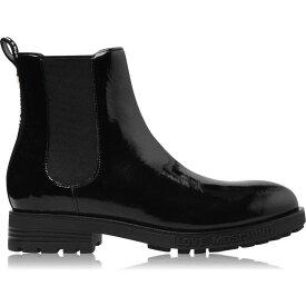 モスキーノ Love Moschino レディース ブーツ シューズ・靴【Lm Patent Boot】NERO