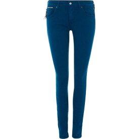 リプレイ Replay レディース ジーンズ・デニム ボトムス・パンツ【Luz Skinny Fit Jeans】Petrol Blue