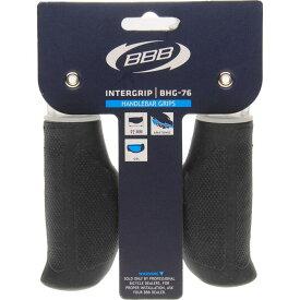 トリプルビー BBB メンズ 自転車 グリップ【Intergrip Bike Grips】Black