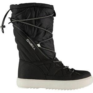 オニール ONeill レディース ブーツ スノーブーツ シューズ・靴【Montabella Snow Boots】Black