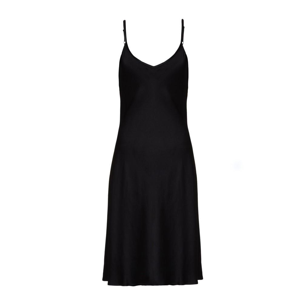 ゴースト レディース ワンピース・ドレス ワンピース【Jo Dress Satin】black