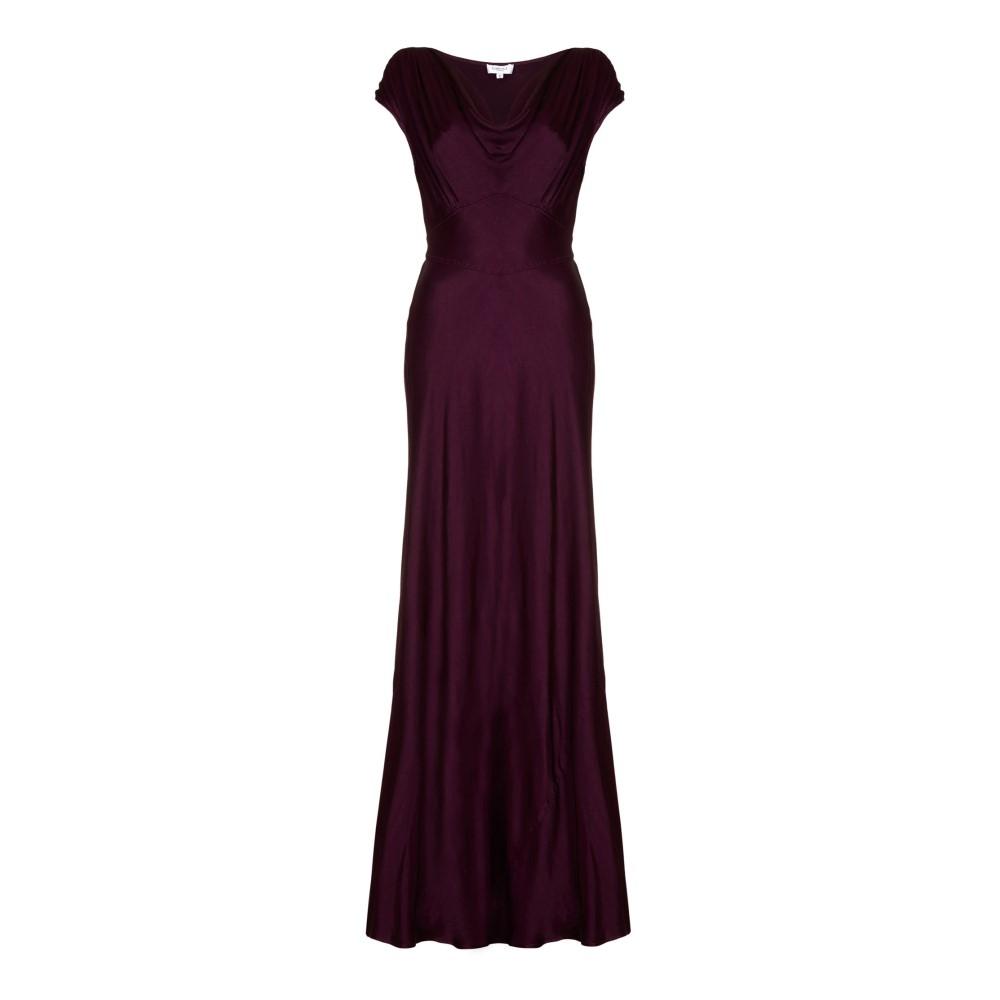 ゴースト レディース ワンピース・ドレス ワンピース【Fern Dress】purple