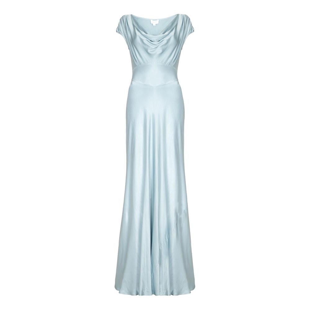ゴースト レディース ワンピース・ドレス ワンピース【Fern Dress】light blue