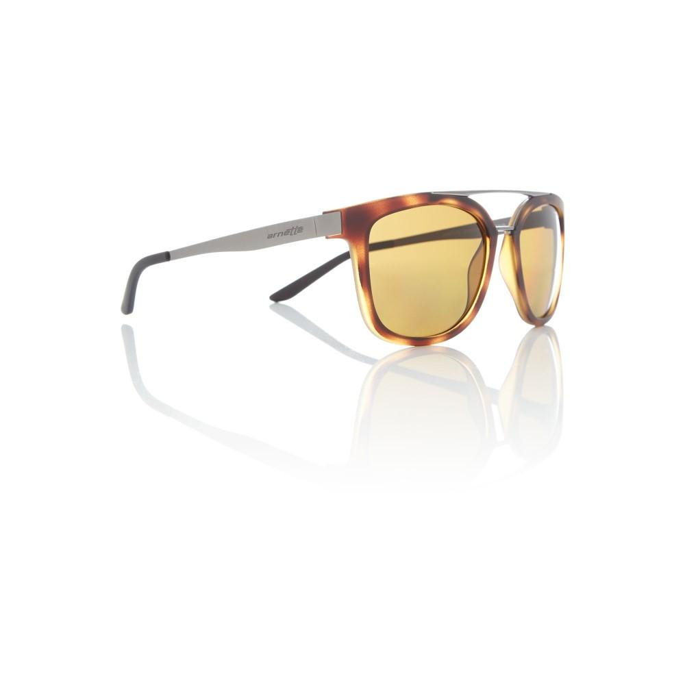 アーネット レディース メガネ・サングラス【Brown Phantos An4232 Sunglasses】