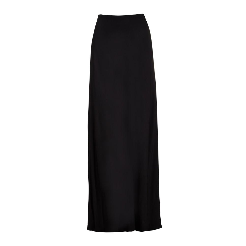 ゴースト レディース スカート ロング・マキシ丈スカート【Lux Odelia Skirt Black】black