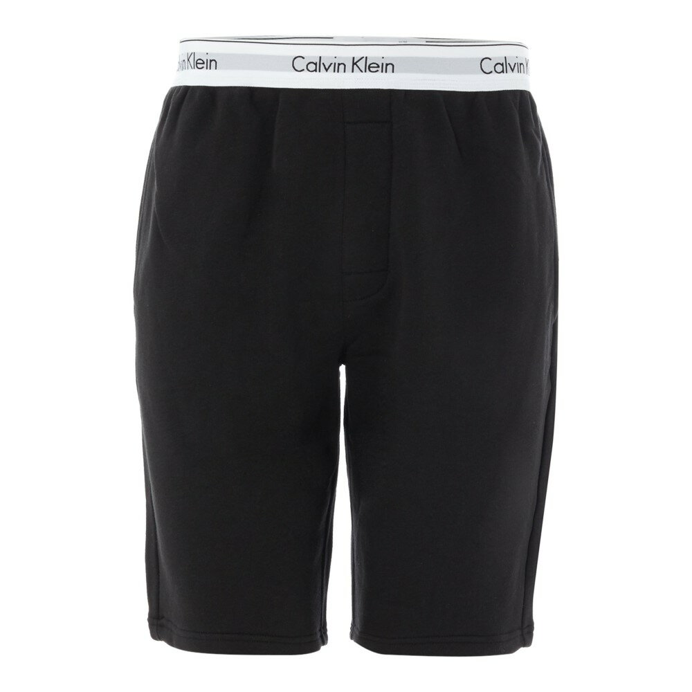 カルバンクライン メンズ インナー・下着 パジャマ・ボトムのみ【Mordern Cotton Taping Short】black