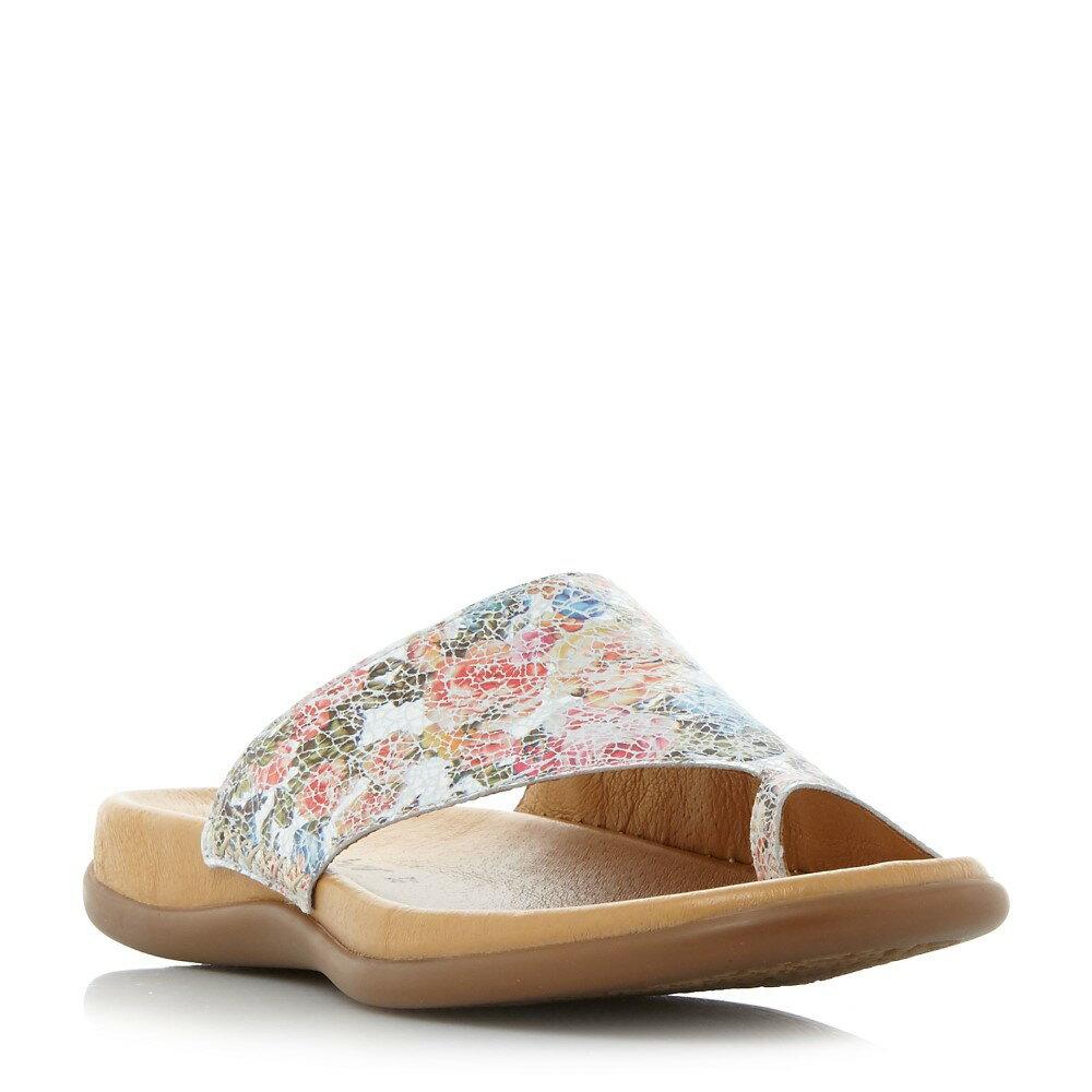 ガボール レディース シューズ・靴 サンダル・ミュール【Lanzarote Toe Loop Sandals】multi-coloured