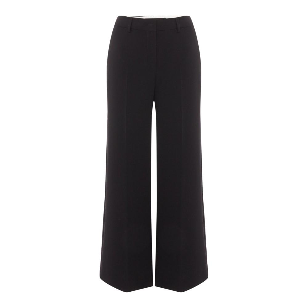 マックスマーラ レディース ボトムス・パンツ【Gerarda Wide Leg Trousers】black