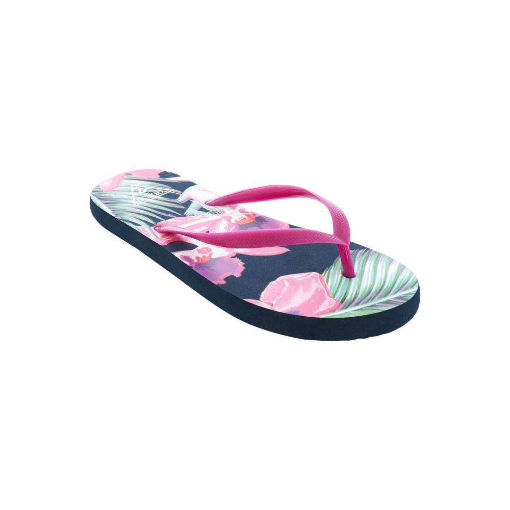 ゲス レディース シューズ・靴 ビーチサンダル【Flip Flop Floral】purple