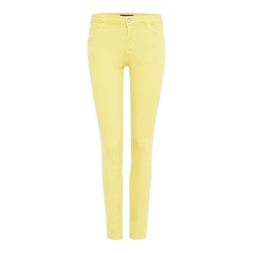 ゲス レディース ボトムス・パンツ ジーンズ・デニム【Curve X Skinny Jeans In Hyper Glow】yellow