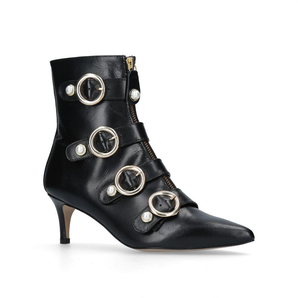 カーベラ レディース シューズ・靴 ブーツ【Sparky Ankle Boots】black