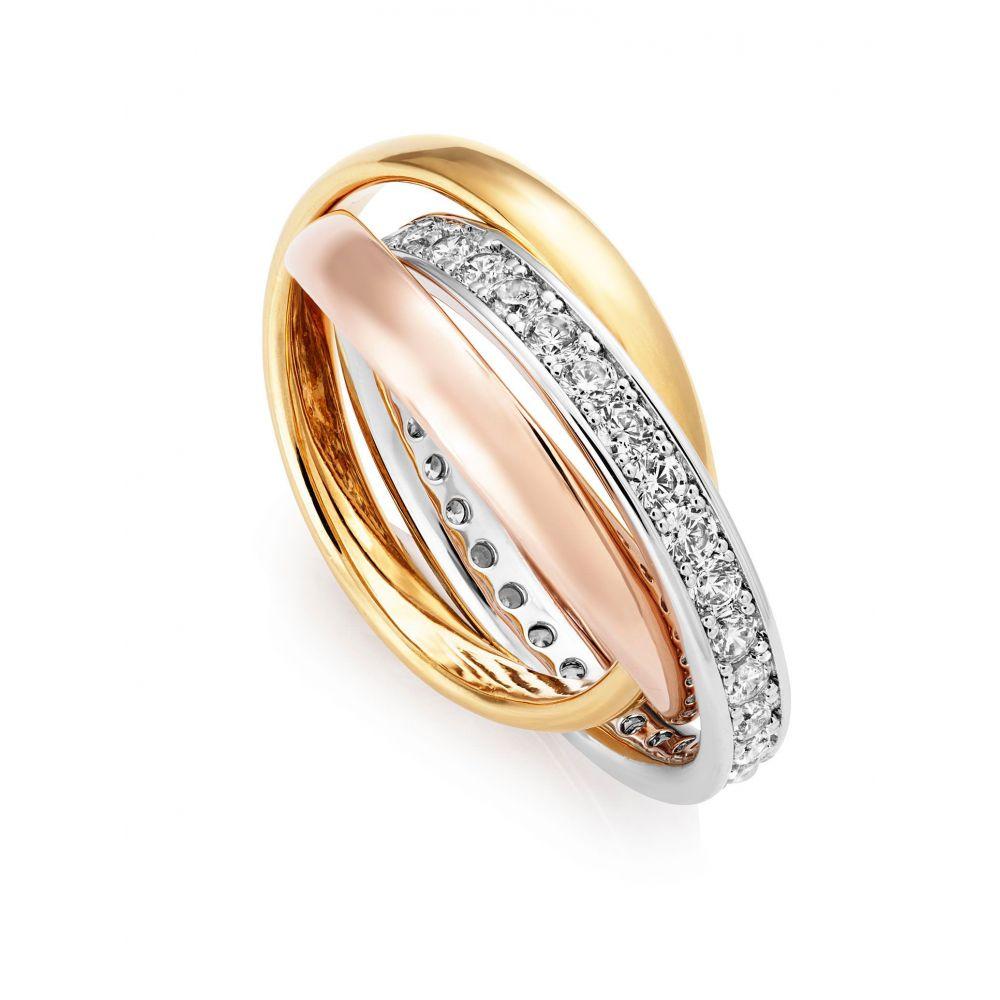 バックリーロンドン レディース ジュエリー・アクセサリー 指輪・リング【Sparkle Ring】multi-coloured