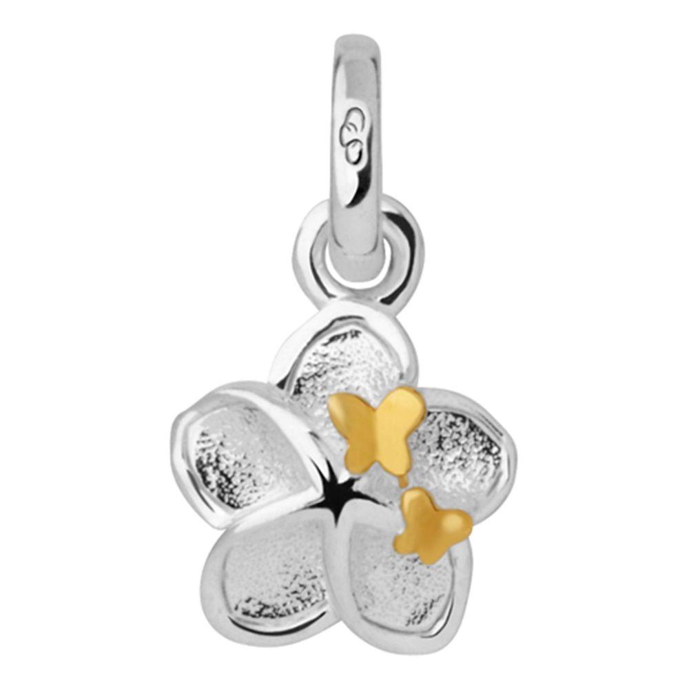リンクス オブ ロンドン レディース ジュエリー・アクセサリー【Mini Flower And Butterfly Charm】