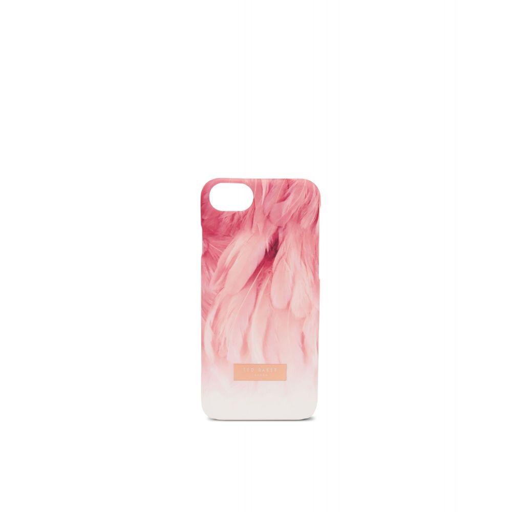 テッドベーカー レディース iPhone (8)ケース【Adel Angel Falls Iphone 6/6s/7/8 Clip Case】white
