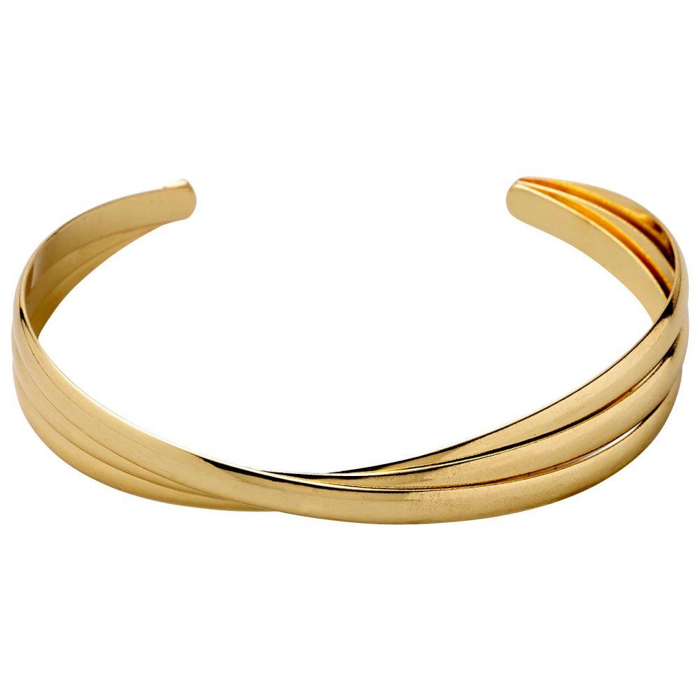 ピルグリム レディース ジュエリー・アクセサリー ブレスレット【Jenifer Gold Plated Bracelet】yellow