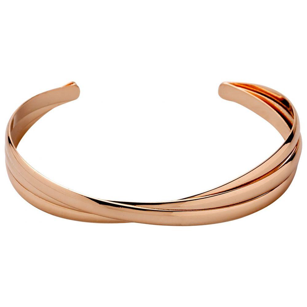 ピルグリム レディース ジュエリー・アクセサリー ブレスレット【Jenifer Rose Gold Plated Bracelet】rose gold
