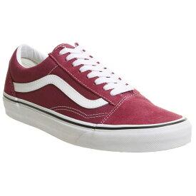 32168b52b583df ヴァンズ Vans レディース シューズ・靴 スニーカー Old Skool Trainers pink