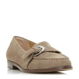 ラルフ ローレン Polo Ralph Lauren レディース シューズ・靴 ローファー・オックスフォード【Bethy1 Buckle Loafers】taupe