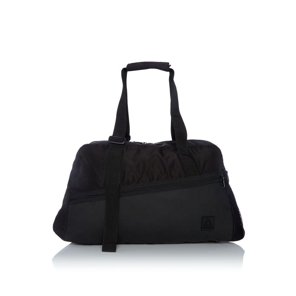 リーボック Reebok レディース バッグ ボストンバッグ・ダッフルバッグ【Holdall Sports Bag】black