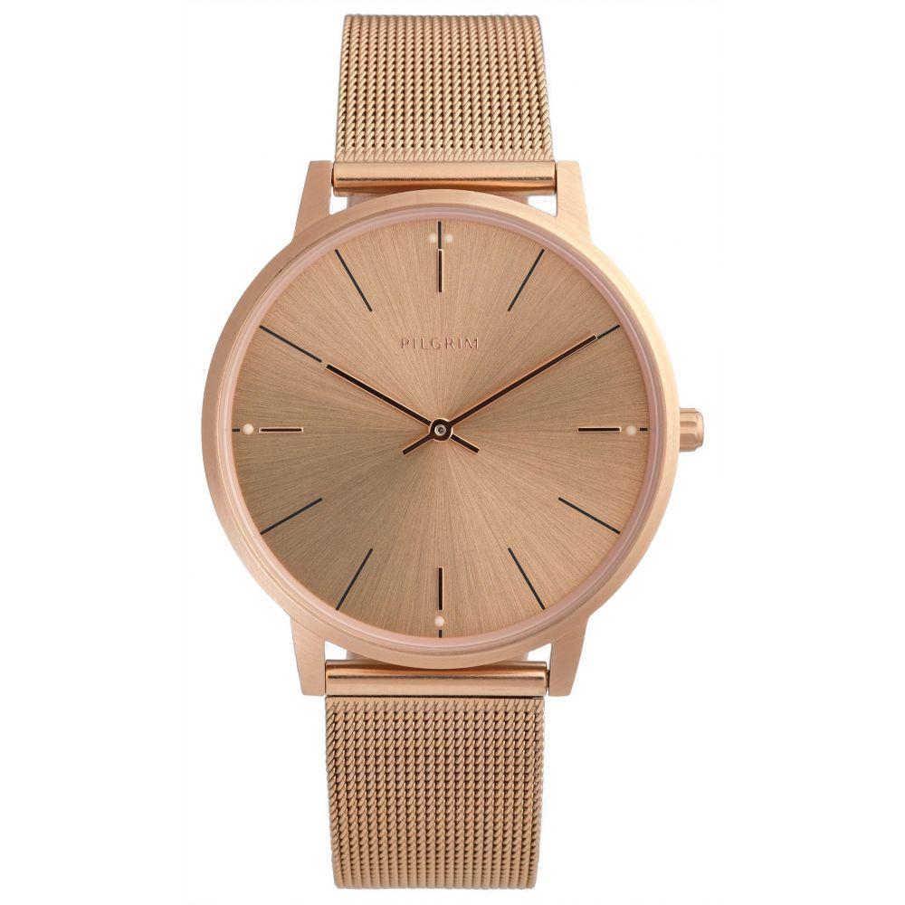 ピルグリム Pilgrim レディース 腕時計【Really Lovely Rose Gold Plated Watch】rose gold