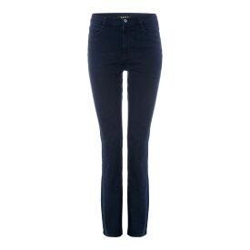 ダナ キャラン ニューヨーク DKNY レディース ボトムス・パンツ ジーンズ・デニム【Foundation Soho Straight Jean】navy