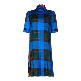 6ad4bdd8a09d8 エスカーダ Escada レディース ワンピース・ドレス ワンピース Short Sleeve Checked Dress multi-coloured