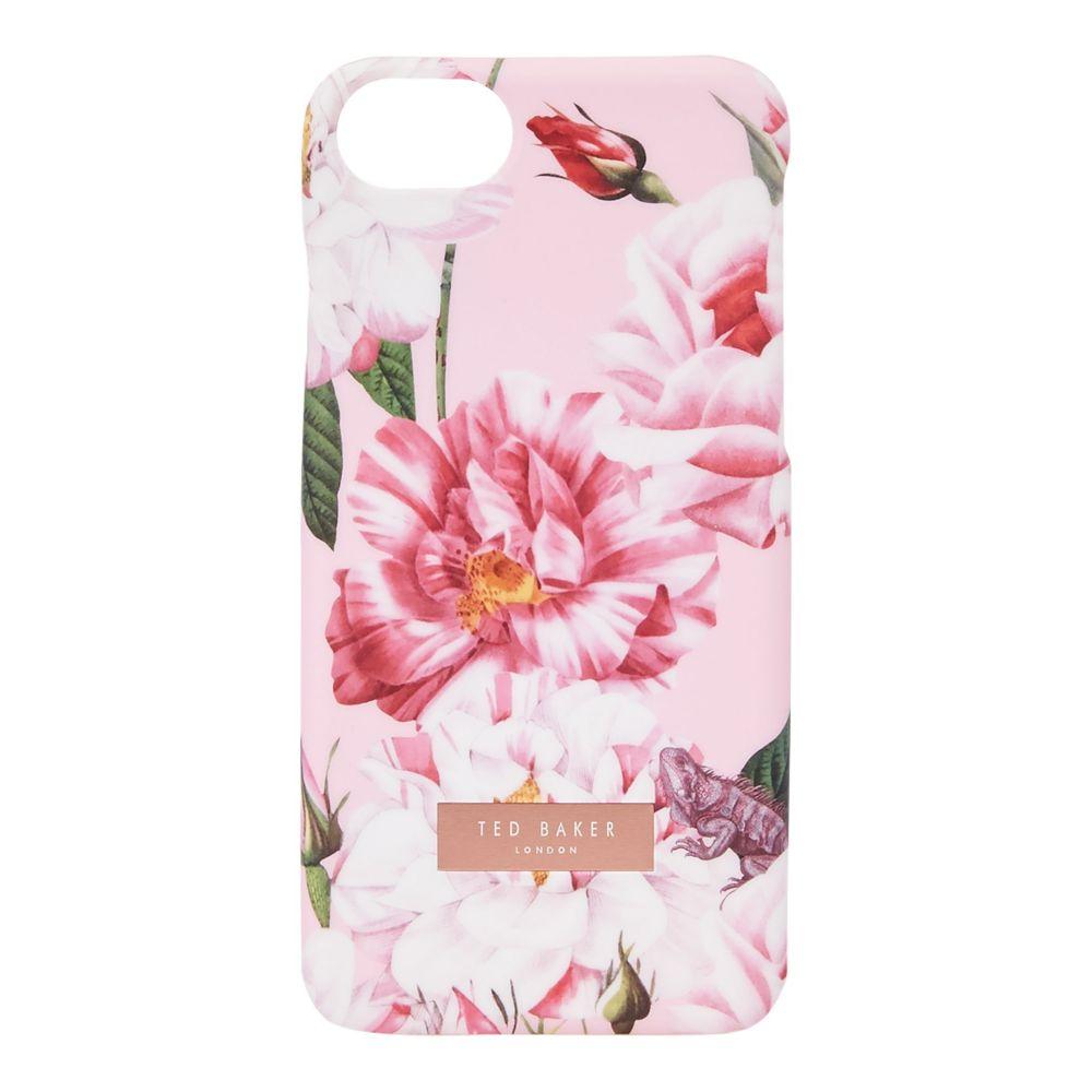 テッドベーカー Ted Baker レディース iPhone (8)ケース【Elda Iphone 8 Clip Case】pink