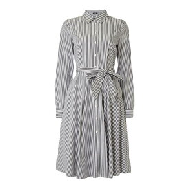 47949974430b7 エメ Emme レディース ワンピース・ドレス ワンピース Cicogna Fit And Flare Shirt Dress grey